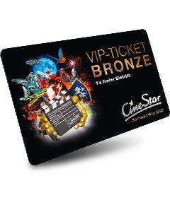 VIP-Ticket Bronze 2D
