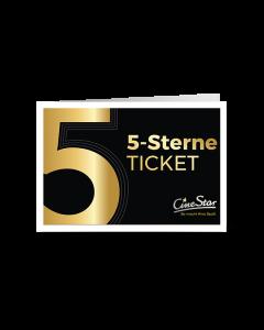 Downloadgutschein 5-Sterne-Ticket