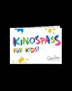 Downloadgutschein Kinospaß für Kids