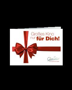 "Downloadgutschein ""Großes Kino"""