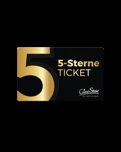 5-Sterne-Ticket