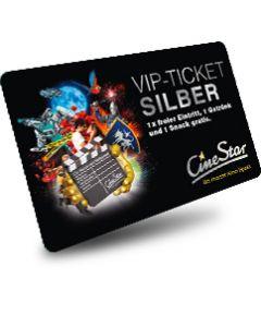 VIP-Ticket Silber 2D